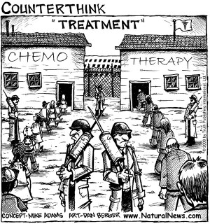 ... , entitled The truth about chemotherapy and the cancer industry
