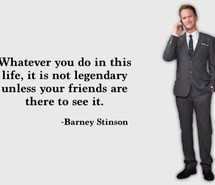 quotes barney stinson himym how i met your mother quotes