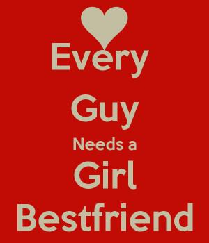 Every Boy Needs Girl Best...