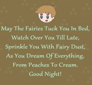 Fairy Quotes and Sayings
