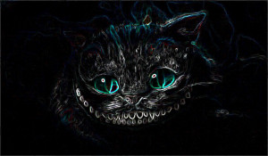 Cheshire Cat Tamagotomodachi