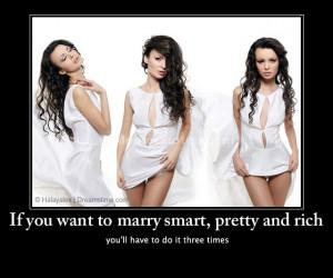 ... it three times. Download Three sexy women wearing white dress photo
