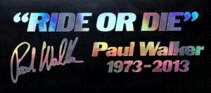 Paul Walker Paul Walker...