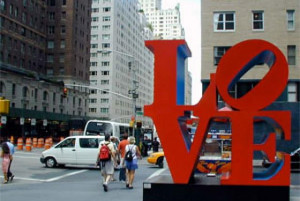 Masterpieces: Robert Indiana's LOVE