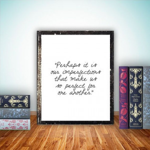 Printable Quotes Jane Austen Quote print wall by PrintableWisdom, $5 ...
