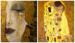 Gustav Klimt Great Painting