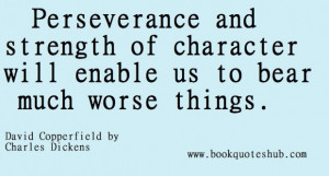 Quotes about strength strength of character
