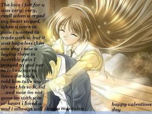 anime poem about u