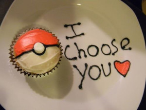 cupcake, cute, love, pokemon