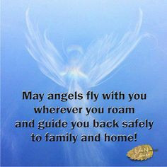 Prayer For Safe Travel Quotes