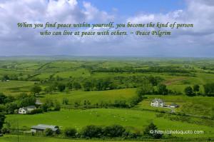 Sayings, Quotes: Peace Pilgrim