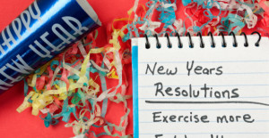 Simple Steps for Keeping Your New Year's Resolutions