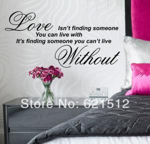 grote zwarte liefde isn niet het vinden van iemand kunst aan de muur ...