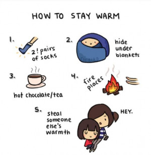 ... and feel warm good night my dear facebook and stay warm cute quotes
