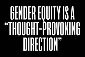 What is Gender Equity?