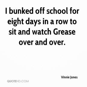 Vinnie Jones Sex Quotes