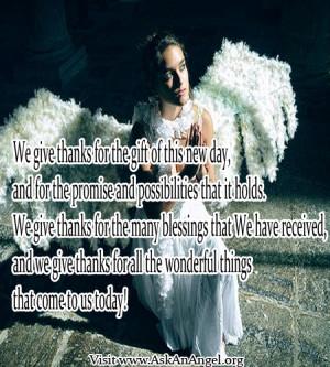 God Sends Us Angels Quotes