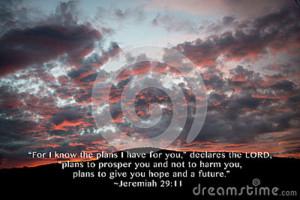 jeremiah-plans-hope-dramatic-sunset-inspiring-bible-quote-i-know-i ...