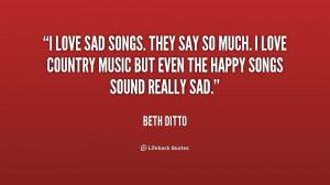 Really Sad Love Quotes...