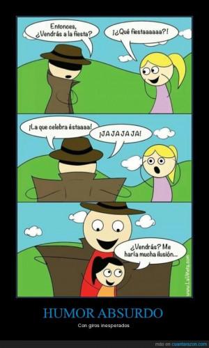 Humor Absurdo Sac Ndote Una...
