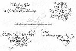 Family Quotes For Scrapbooking Family quotes for scrapbooking