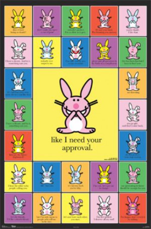 Happy Bunny Quotes And Pictures Picture