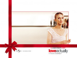 Love Actually Keira Knightley wallpaper