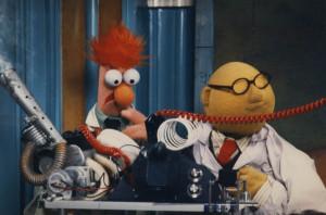 Dr. Bunsen Honeydew and Beaker, The Muppet Show (Episode 306)