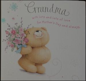 Grandma Birthday in Heaven Poem