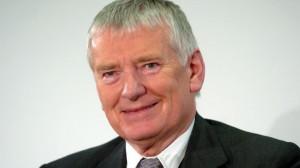 Otto Schily als Bundesinnenminister aufgenommen 2005