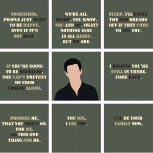 Insurgent Tris and Tobias Quotes