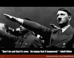 Celebrity Quotes Hitler