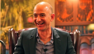 Jeff Bezos' wife slammed an Amazon book titled The Everything Store ...