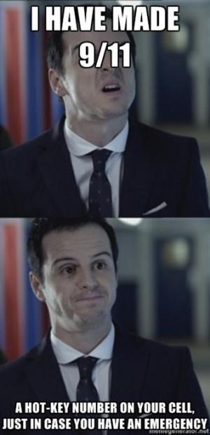 Autors: Namarie BBC Sherlock memes