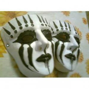 Slipknot Máscara De Látex Joey Jordison Subliminal Verses
