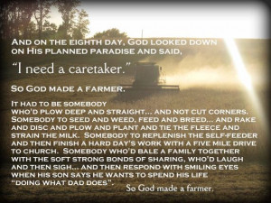 Paul Harvey, Farmers Posters, Gift Ideas, Farmers Poems, Combinations ...