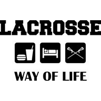 Lacrosse T Shirts Sweatshirts & Gifts: Eat Sleep Play Lacrosse T Shirt ...