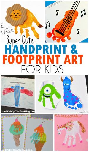 Handprint And Footprint Art Handprint Footprint Turkey Crafts