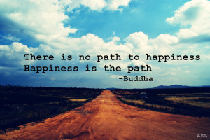 One of my favourite quotes from Buddha :)