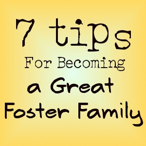 Read my article 'Foster Care: Giving Homes to Children Who Need One'