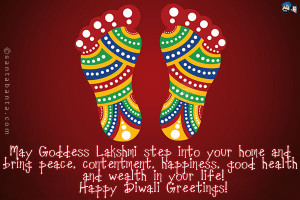 ... , good health and wealth in your life! Happy Diwali Greetings