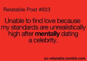 celebrity dating crush so true teen quotes relatable funny quotes ...