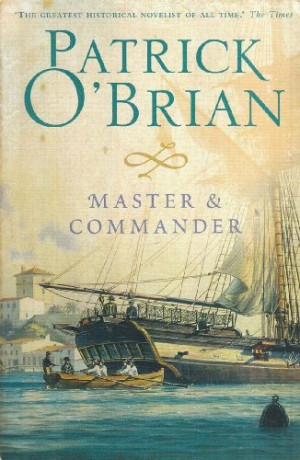 Patrick O'Brian - Master & Commander... The complete series is worth ...