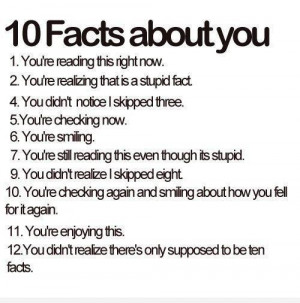 facts, funny, people, quotes