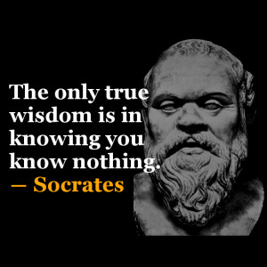 Socrates | Quote of the Day