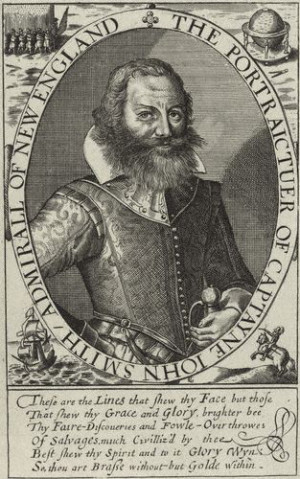 John Smith , the leader of Jamestown, helped to save the colony with ...