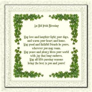 irish blessings and sayings | patricia trubiano 1 year ago an irish ...