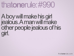 Quotes For Jealous Girls