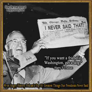 Harry 39 s Truman Quotes