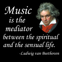 Music Quotes by Beethoven